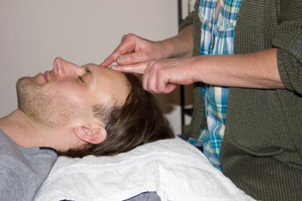 zonterapi behandling